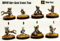HOF48 Grey Alien Science Team