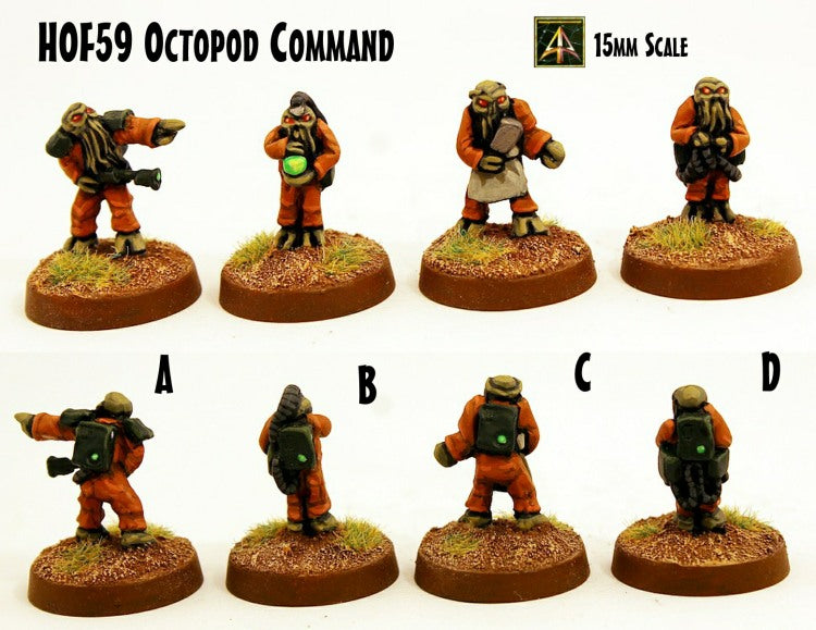 HOF59 Octopod Command