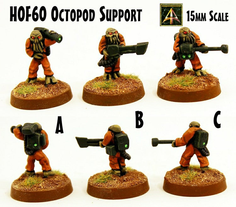 HOF60 Octopod Support Weapons