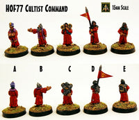 HOF77 Cultists Command