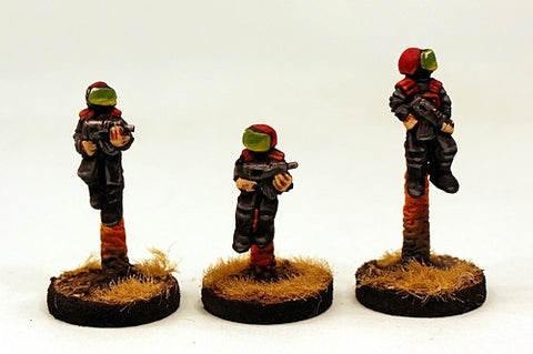 HOF106 SFA Female Infantry