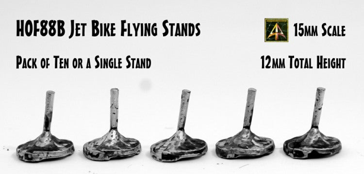 HOF88C Jet Bike Flying Stands