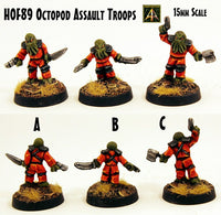 HOF89 Octopod Assault Troops