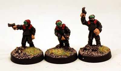 HOF76 Corporate Ashigaru Troopers