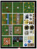 HOF Fire Team Rulebook and Battleboards - Paid Digital Download