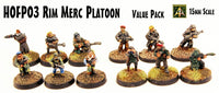 HOFP03 Rim Merc Platoon - Value Pack