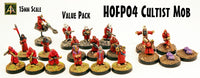 HOFP04 Cultist Mob - Value Pack