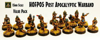 HOFP05 Post Apocalyptic Warband - Value Pack