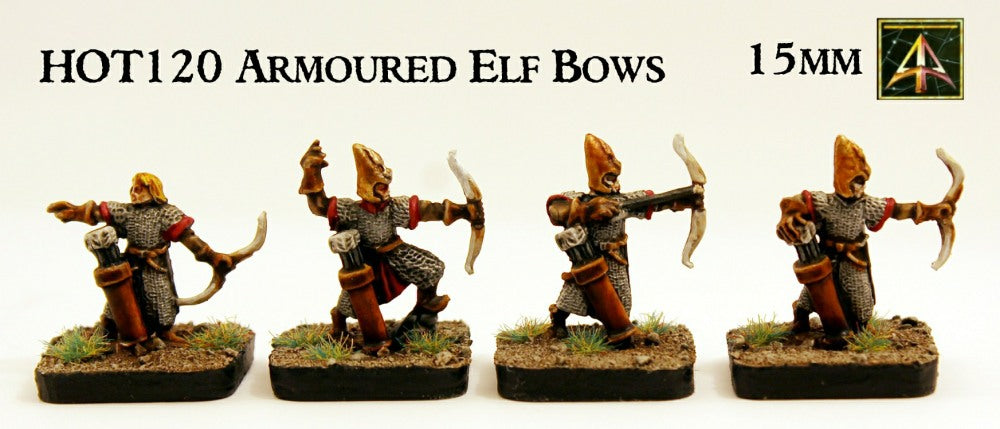 HOT120 Armoured Elf Infantry with Bow