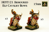 HOT121 Armoured  Elf Cavalry with Bow
