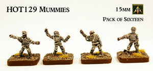 HOT129 Mummies