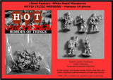 15mm Celtic Warband with thirteen poses! HOT18 and HOT19
