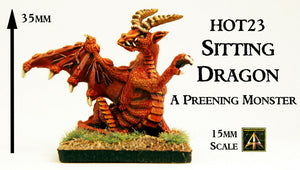 HOT23 The Sitting Dragon