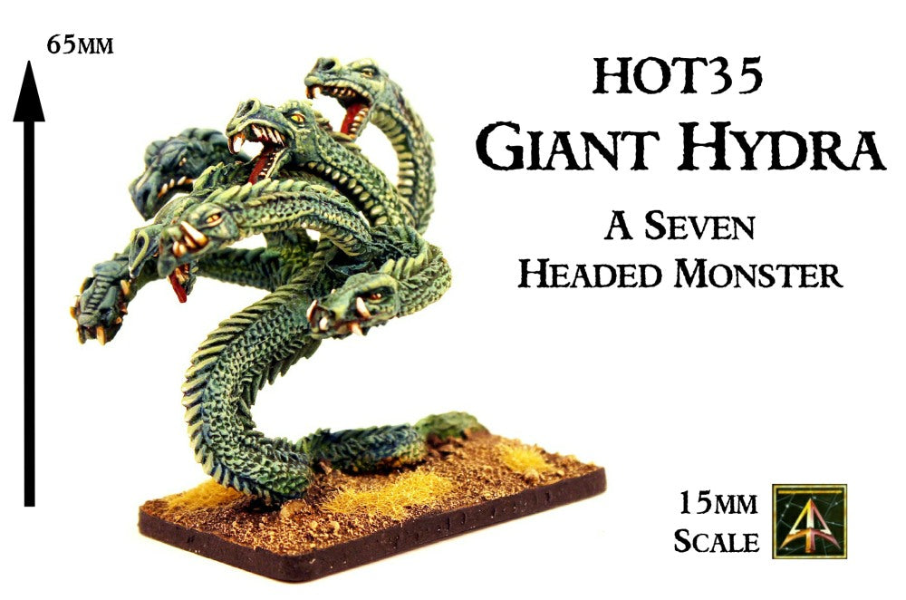 HOT35 The Giant Hydra (65mm tall)