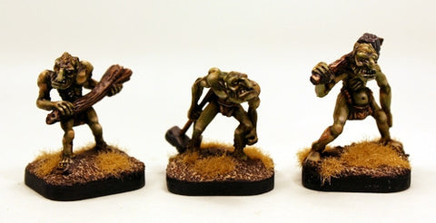 HOT111 Dem Bones 15mm Fantasy Scenics