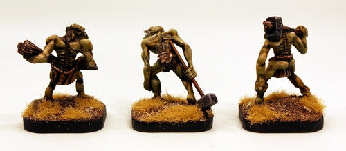 HOT3T Troll Warband (Six with Saving)