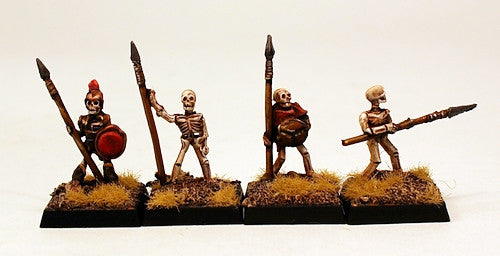 HOT41 Skeleton Spears