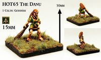 HOT65 The Danu a Celtic Goddess