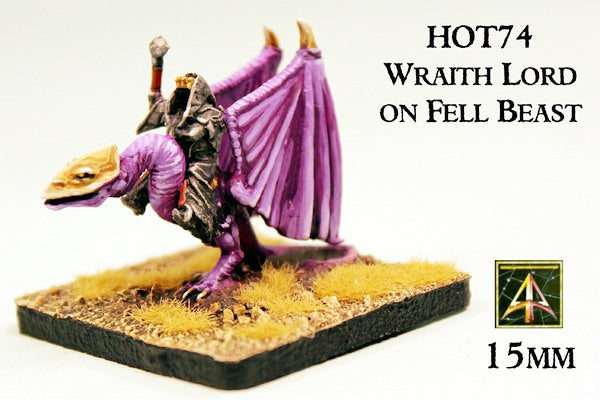 HOT74 Wraith Lord on Fell Beast