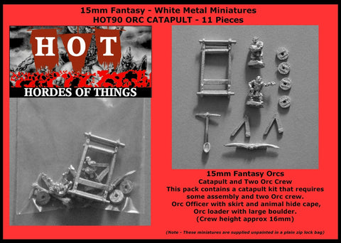 HOT105 Dungeon Gear 15mm Fantasy Scenics
