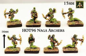 HOT96 Naga Archers
