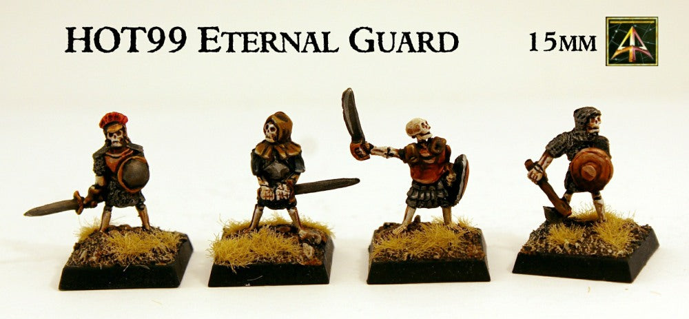 HOT99 Skeleton Eternal Guard