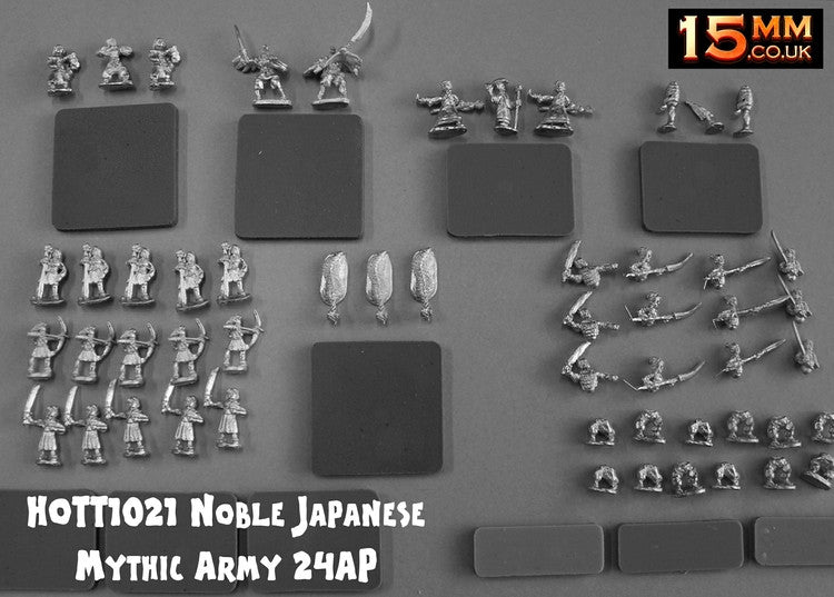 HOTT1021 Noble Japanese Mythic Army