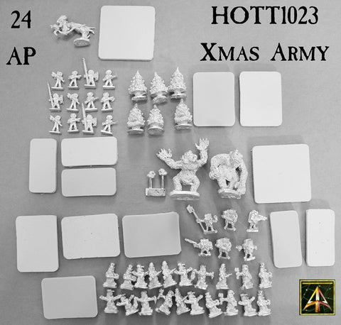 HOTT1017 Elemental Army