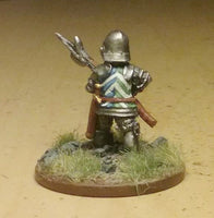 HU28a Knight with Halberd (in Sallet)
