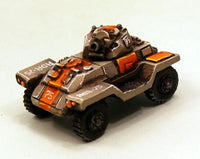 IAF035D Orange Adder Combat Car