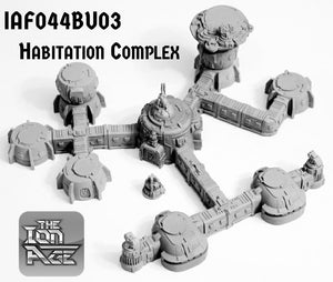 IAF044BU03 Habitation Colony Bundle save 20%