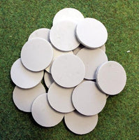 59025 30mm Round Bases (20)