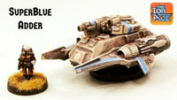 IAF080 SuperBlue Adder - The Tank Killer