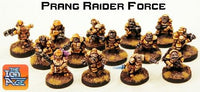 IAF109P Prang Raider Force - Platoon Pack with Saving
