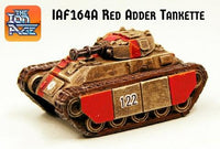 IAF164A Red Adder Combat Tankette