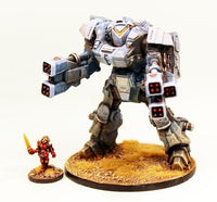 IAFMB01 Magog War Mecha Three Bundle - One of Each saving 20%