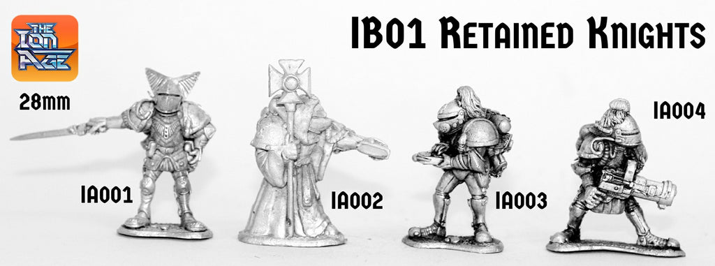 IB01 Retained Knights
