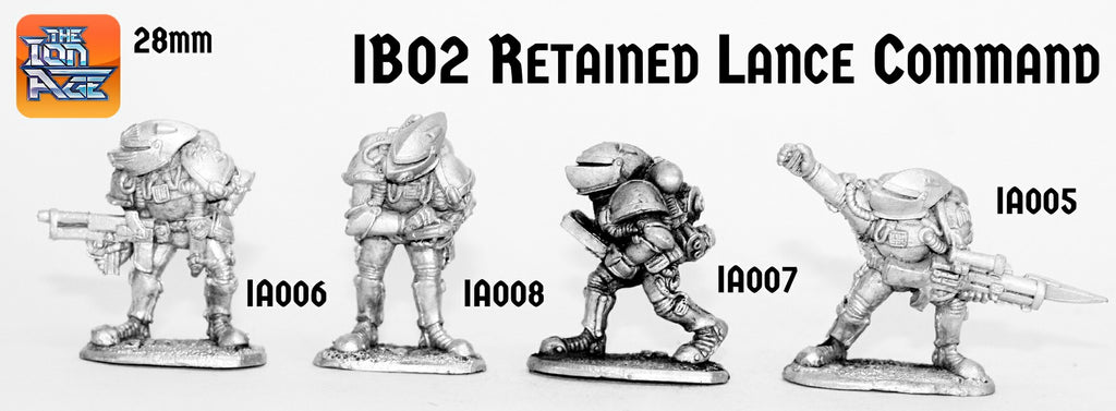 IB02 Retained Lance Command