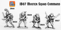 IB07 Muster Squad Command