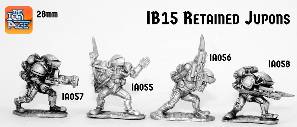 IB15 Retained Jupons