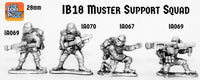 IB18 Muster Support Squad