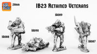IB23 Retained Veterans
