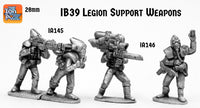 IB39 Legion Support Weapons