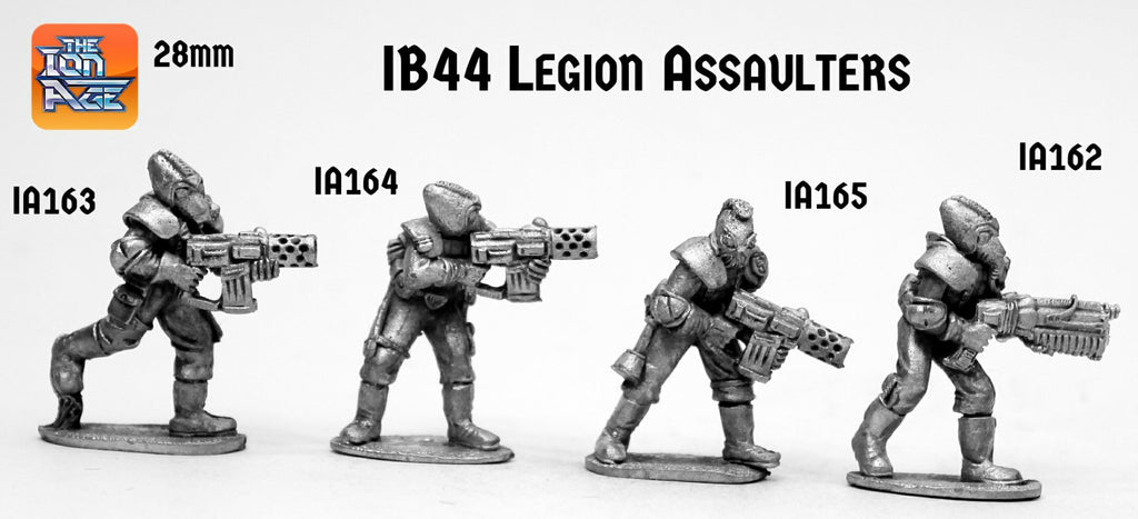 IB44 Legion Assaulters