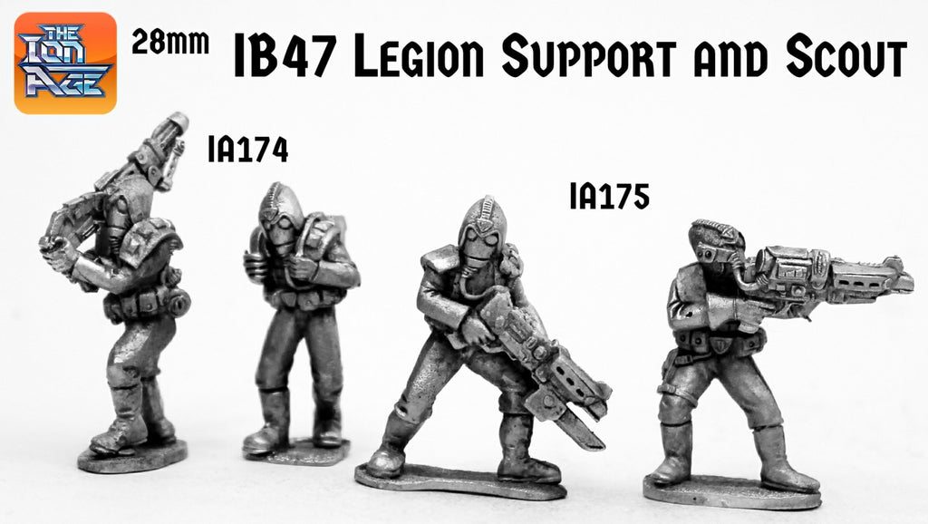 IB47 Legion Support and Scout