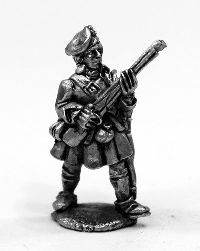 J110 Jacobite Clansman with Musket