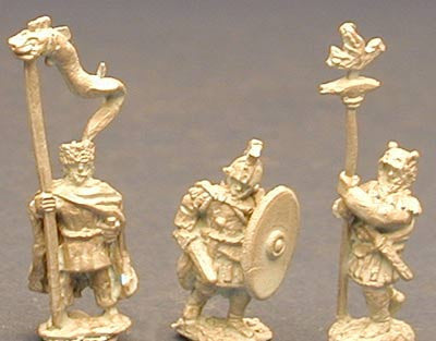 LR2 Late Roman Legionary and Aux Command