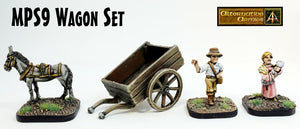 MPS9 Wagon Set (Set or Parts)