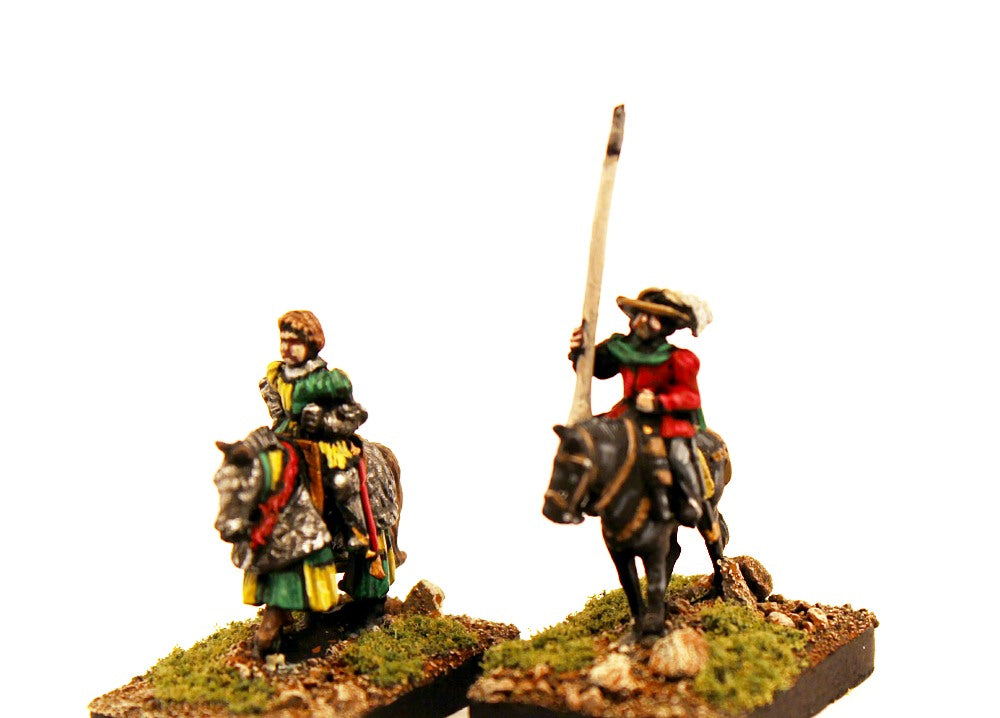 MRC17 Cavalry Command 16thC Early