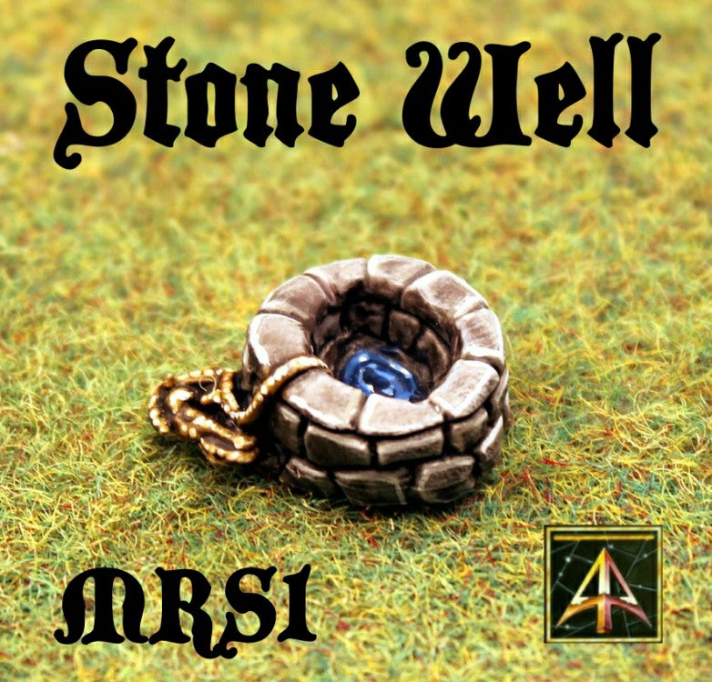 MRS1 Stone Well